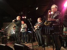 Tecchan's memorial party @ Blues Alley