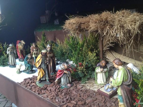 キリスト降誕劇、この時期に懐かしいと思い出す記憶のひとつです。
