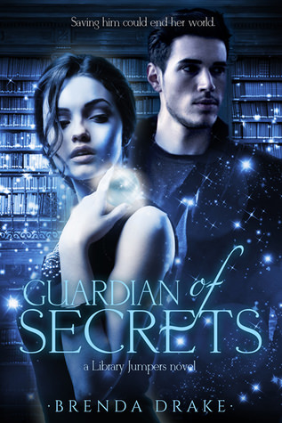Review: Guardian of Secrets by Brenda Drake (Library Jumpers #2)