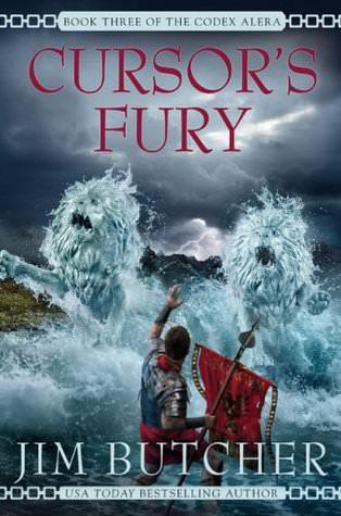 Review: Cursor's Fury by Jim Butcher (Codex Alera #3)