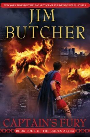 Review: Captain's Fury by Jim Butcher (Codex Alera #4)