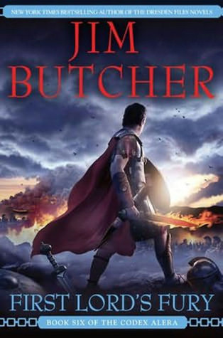 Review: First Lord's Fury by Jim Butcher (Codex Alera #6)