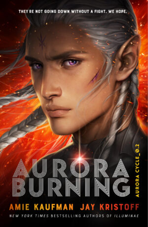 Review: Aurora Burning by Amie Kaufman and Jay Kristoff
