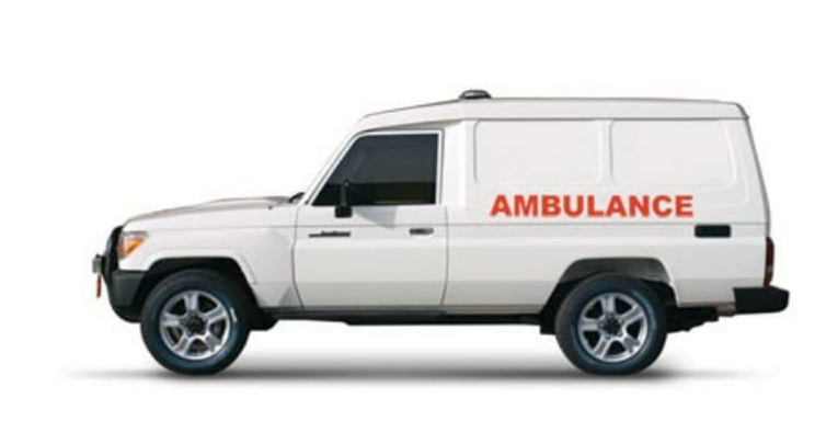 Zırhlı Ambulans
