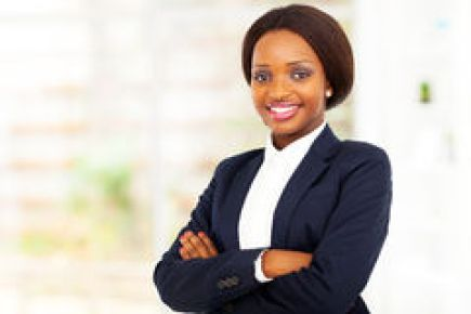 african-businesswoman-half-length-28753249