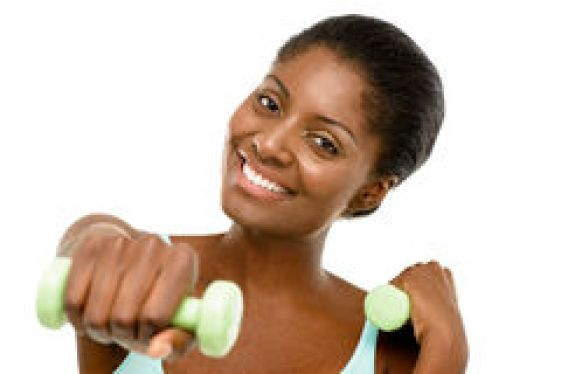 healthy-african-american-woman-excercising-dumbbells-isolat-exercising-31029031