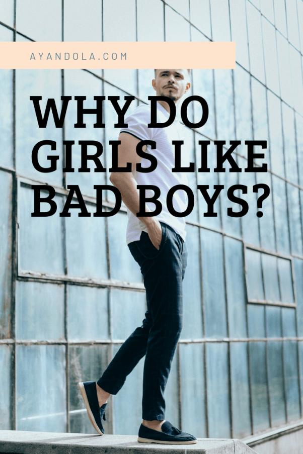 the good looks of bad boys