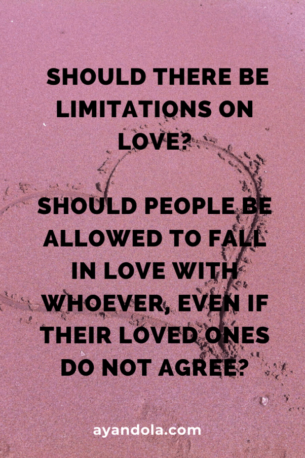 limitations on love