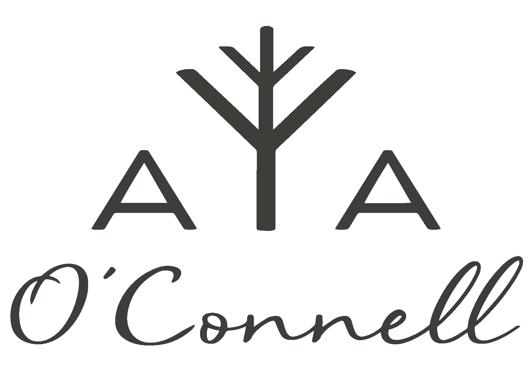 Aya O'Connell Wooden Designs Logo