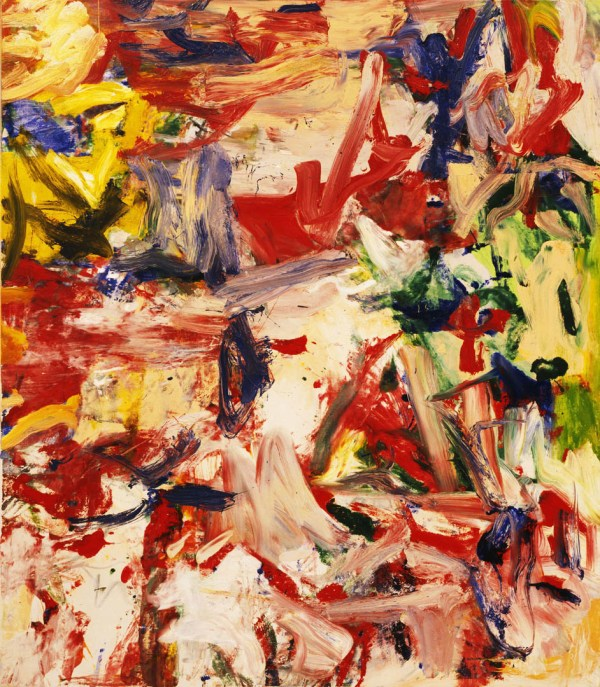 Willem De Kooning Abstract Expressionism