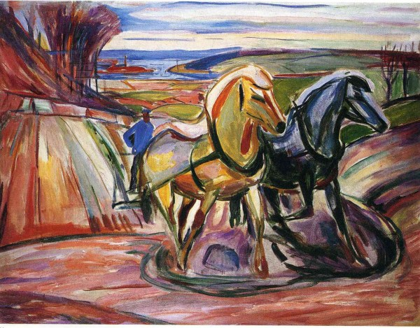 Edvard Munch Famous Paintings