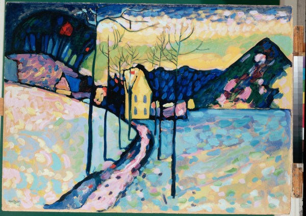Wassily Kandinsky Expressionism Paintings