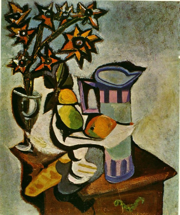 Pablo Picasso Still Life Paintings