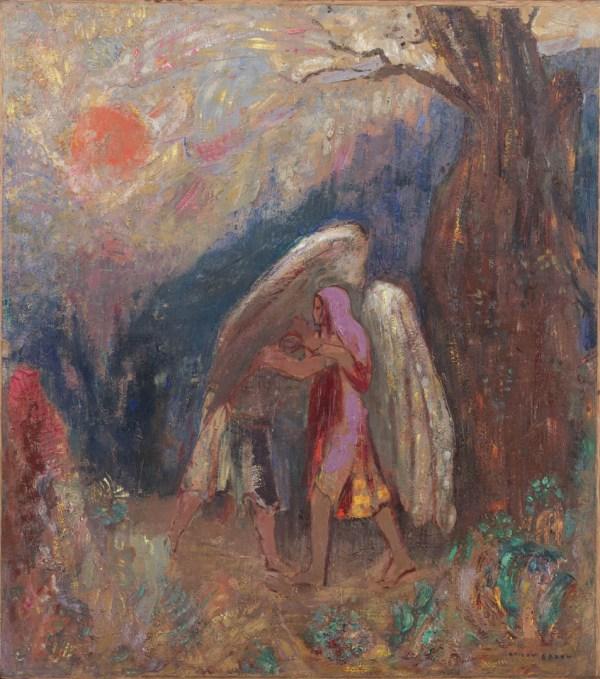 Jacob And Angel