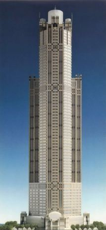 South Wacker Drive Chicago - Tallest Wallpaper
