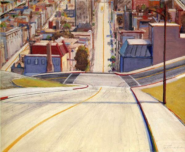 Wayne Thiebaud San Francisco