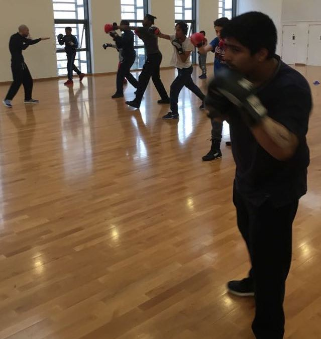 3 Hour boxing class
