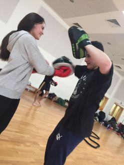 Peer support physical motivation