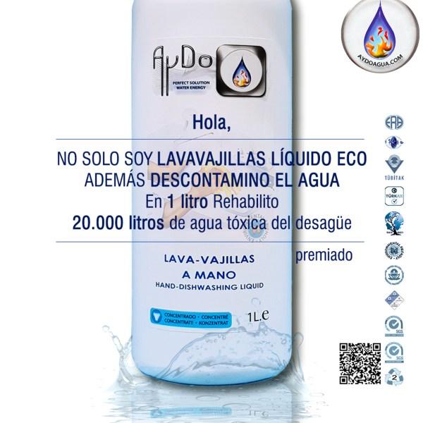 Lavavajillas-liquido-ecologico-descontamino-agua-1Lx20.000L-aydoagua
