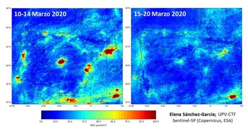 La contaminación en mínimos históricos 2020 aydoagua.com