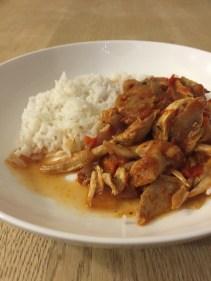 Kedjenou Chicken