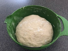 Dough for Saint Lucia Hot Bakes