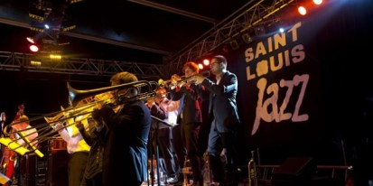 Saint Louis jazz festival, Senegal