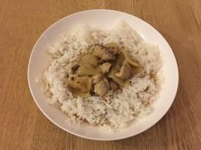 Bruneian Fish curry