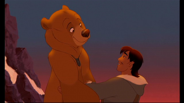 Week 44 Brother Bear  A Year In Disney Movies