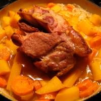 Bacon Pot-Roast