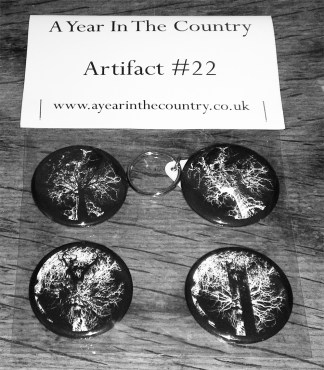 Fridge magnet etc set-in packaging-A Year In The Country