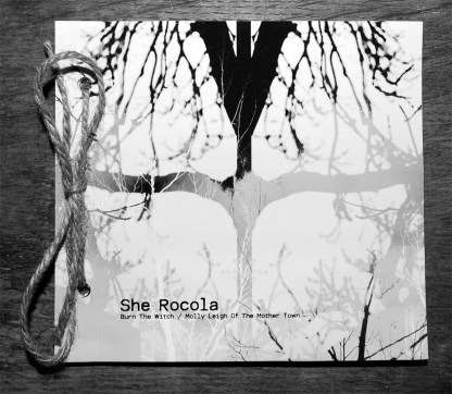 She Rocola-Burn The Witch-Molly Leigh Of The Mother Town-Day Edition-front of booklet-A Year In The Country