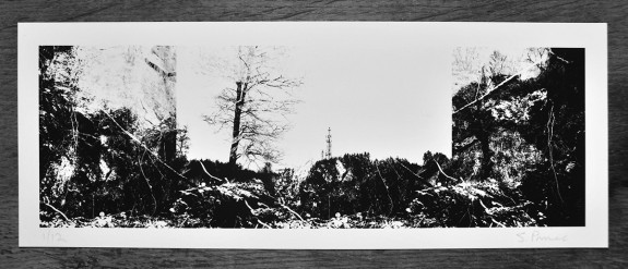 Artifact 1-print photograph 1200 bw