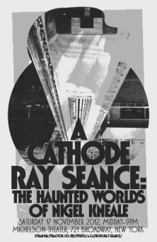 Day 14-A Cathode Ray Seance-The Haunted Worlds Of Nigel Kneale-A Year In The Country
