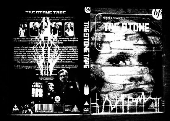 Day 23-The Stone Tape Nigel Kneale-BFI DVD-A Year In The Country 2