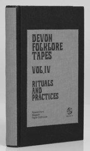 Devon Folklore Tapes Vol IV-A Year In The Country