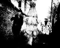 Straw-bear-whittlesey-A Year In The Country