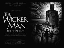 The Wicker Man-Dan Mumford poster-A Year In The Country