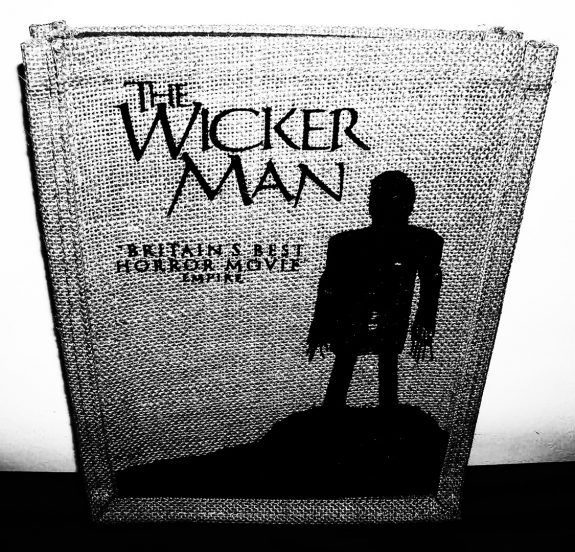 The Wicker Man-Hessian Bag Edition-A Year In The Country 2