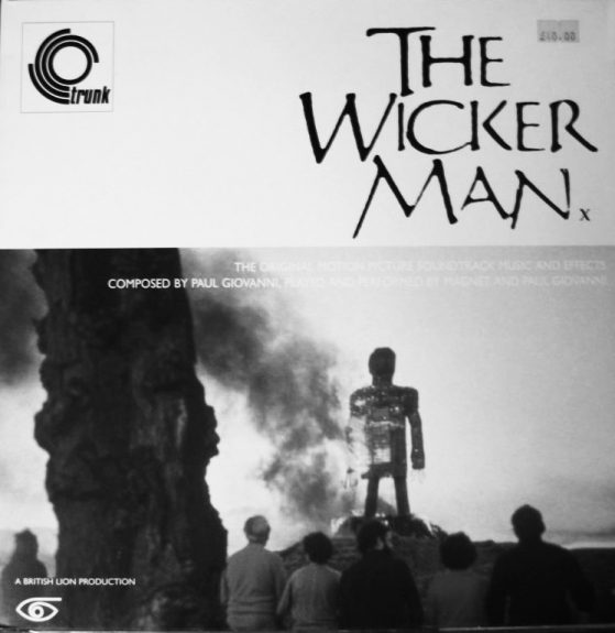The Wicker Man OST soundtrack-Jonny Trunk-Trunk Records-A Year In The Country