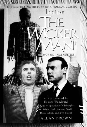 The Wicker Man book-Allan Brown-A Year In The Country