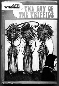 John Wyndham-The Day Of The Triffids-book cover-A Year In The Country 8