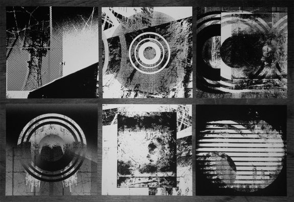 Grey Frequency-Immersion-one off prints-A Year In The Country