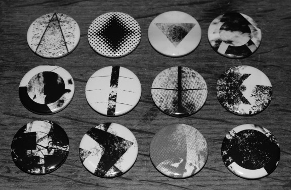 Artifact 45-Other Geometries Insignia-badges-badges-A Year In The Country