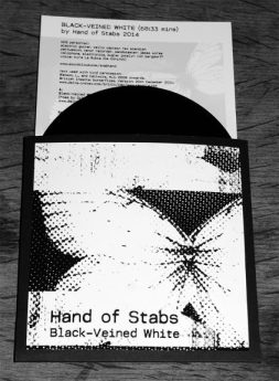 Hand of Stabs-Black-Veined White-Dusk Edition-opened-A Year In The Country