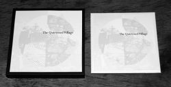 The Quitened Village-front of both editions-A Year In The Country