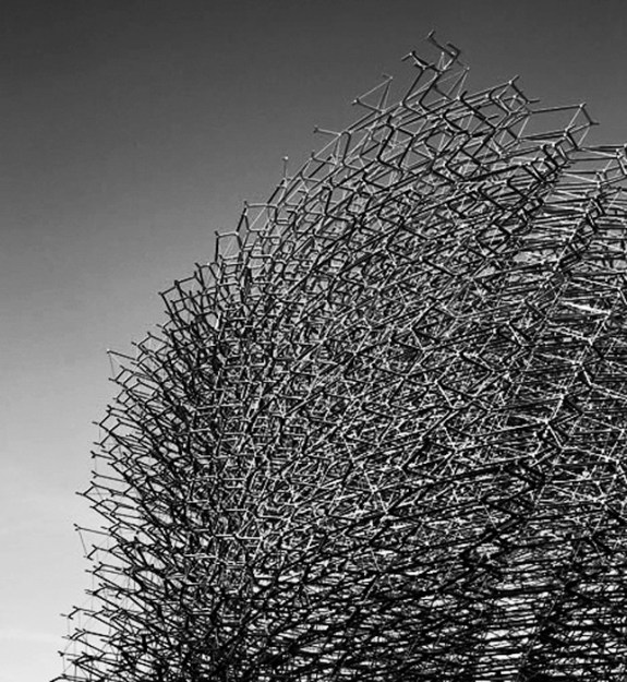Milan Expo 2015-Wolfgang Buttress-TheHive-Be-One-Caught By The River-A Year In The Country-2