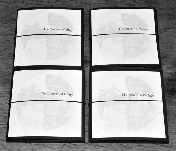 The Quietened Village-4 albums-A Year In The Country