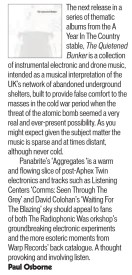 shindig-magazine-issue-59-quietened-bunker-review-page-91