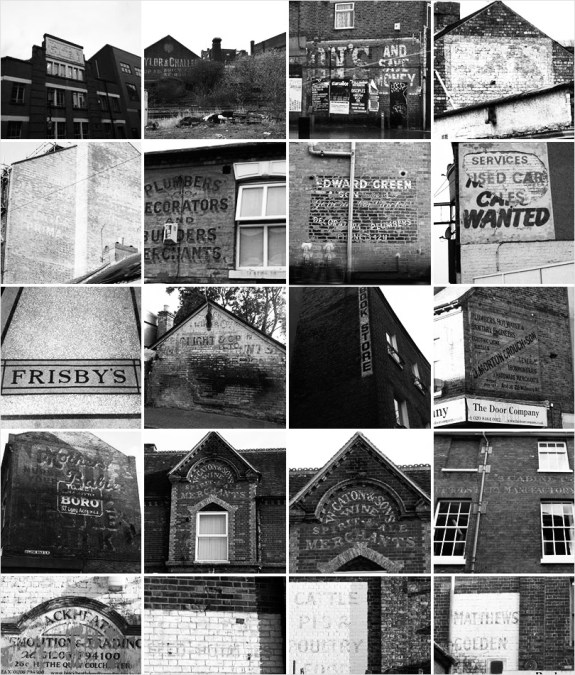Ghost Signs UK-A Year In The Country-stroke